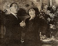 1920_Hollywood_Vicent_Ballester_Retrat_amb_Bebe_Daniels