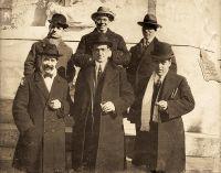 1921_Buenos_Aires_Vicent_Ballester_Retrat_amb_la_Companyia_Teatro_Colon