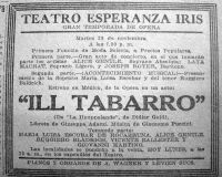 1922_11_28_Il_Tabarro_Cartel